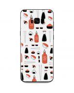 Sushi Galaxy S8 Skin