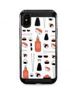 Sushi iPhone X Cargo Case