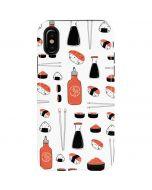 Sushi iPhone X Pro Case