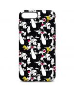 Sylvester and Tweety Super Sized iPhone 7 Plus Pro Case