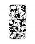 Sylvester Super Sized Pattern iPhone 8 Pro Case