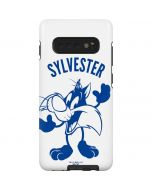 Sylvester the Cat Big Head Galaxy S10 Plus Pro Case