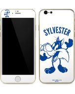 Sylvester the Cat Big Head iPhone 6/6s Skin