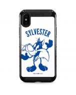 Sylvester the Cat Big Head iPhone XS Max Cargo Case