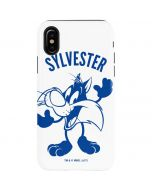 Sylvester the Cat Big Head iPhone XS Max Pro Case