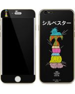 Sylvester the Cat Sliced Juxtapose iPhone 6/6s Skin