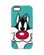 Sylvester Zoomed In iPhone 5/5s/SE Pro Case