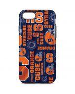 Syracuse Pattern iPhone 8 Pro Case