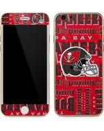 Tampa Bay Buccaneers - Blast iPhone 6/6s Skin