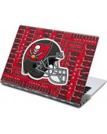 Tampa Bay Buccaneers - Blast Yoga 910 2-in-1 14in Touch-Screen Skin