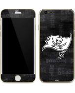 Tampa Bay Buccaneers Black & White iPhone 6/6s Skin