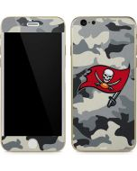 Tampa Bay Buccaneers Camo iPhone 6/6s Skin