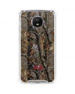 Tampa Bay Buccaneers Realtree AP Camo Moto G5S Plus Clear Case