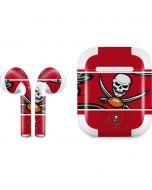 Tampa Bay Buccaneers Zone Block Apple AirPods 2 Skin