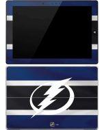 Tampa Bay Lightning Alternate Jersey Surface 3 Skin