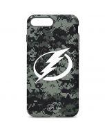 Tampa Bay Lightning Camo iPhone 7 Plus Pro Case