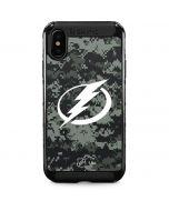 Tampa Bay Lightning Camo iPhone XS Max Cargo Case