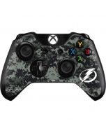 Tampa Bay Lightning Camo Xbox One Controller Skin