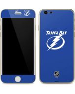 Tampa Bay Lightning Color Pop iPhone 6/6s Skin