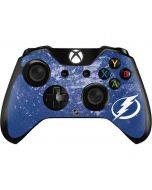 Tampa Bay Lightning Frozen Xbox One Controller Skin