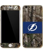 Tampa Bay Lightning Realtree Xtra Camo iPhone 6/6s Skin
