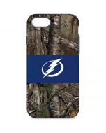 Tampa Bay Lightning Realtree Xtra Camo iPhone 8 Pro Case