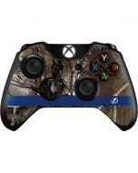 Tampa Bay Lightning Realtree Xtra Camo Xbox One Controller Skin
