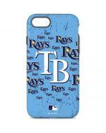 Tampa Bay Rays - Cap Logo Blast iPhone 7 Pro Case