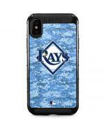 Tampa Bay Rays Digi Camo iPhone XS Max Cargo Case
