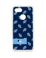 Tampa Bay Rays Full Count Google Pixel 3 Clear Case
