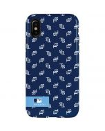 Tampa Bay Rays Full Count iPhone X Pro Case