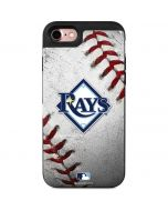 Tampa Bay Rays Game Ball iPhone 7 Wallet Case