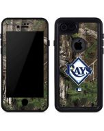 Tampa Bay Rays Realtree Xtra Green Camo iPhone 8 Waterproof Case