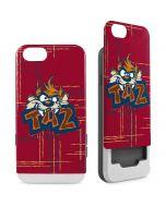 Tasmanian Devil Bite iPhone 6/6s Wallet Case