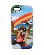 Tasmanian Devil Surfboard iPhone 5/5s/SE Pro Case