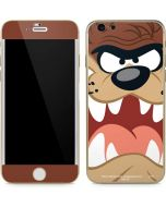 Tasmanian Devil Up Close iPhone 6/6s Skin