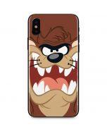 Tasmanian Devil Up Close iPhone XS Max Skin
