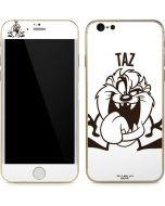 Taz Big Head iPhone 6/6s Skin