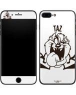 Taz Big Head iPhone 8 Plus Skin