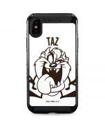 Taz Big Head iPhone XS Max Cargo Case