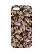 Taz Super Sized Pattern iPhone 5/5s/SE Pro Case