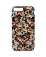 Taz Super Sized Pattern iPhone 7 Plus Pro Case