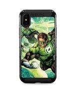 Team Green Lantern iPhone XS Max Cargo Case