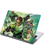 Team Green Lantern Yoga 910 2-in-1 14in Touch-Screen Skin
