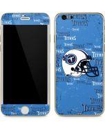 Tennessee Titans - Blast iPhone 6/6s Skin