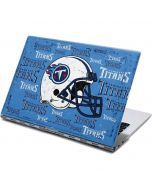 Tennessee Titans - Blast Yoga 910 2-in-1 14in Touch-Screen Skin