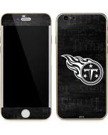 Tennessee Titans Black & White iPhone 6/6s Skin