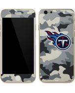 Tennessee Titans Camo iPhone 6/6s Skin