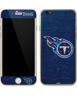 Tennessee Titans Distressed iPhone 6/6s Skin
