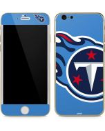 Tennessee Titans Large Logo iPhone 6/6s Skin